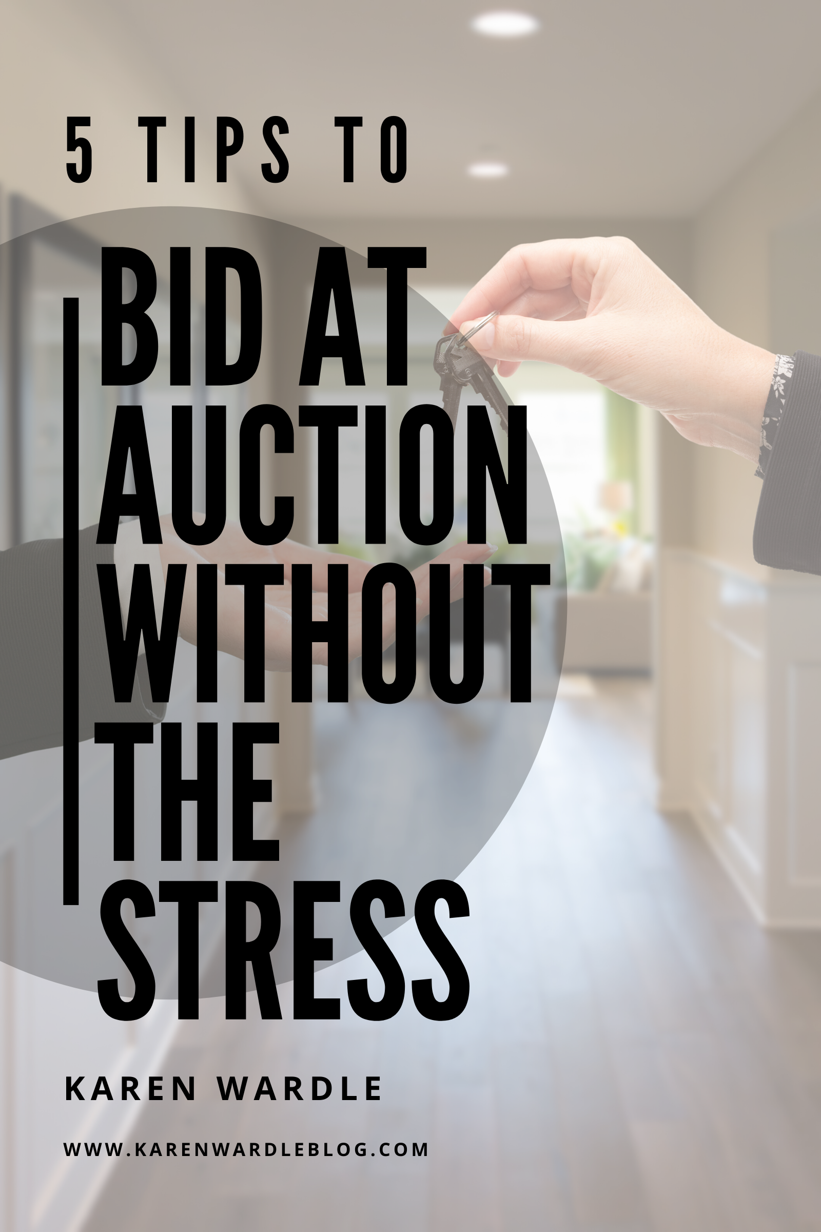 Buying a house at auction?